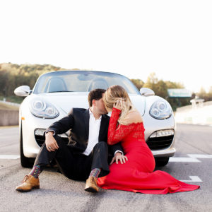 Sultry Engagement at Road Atlanta